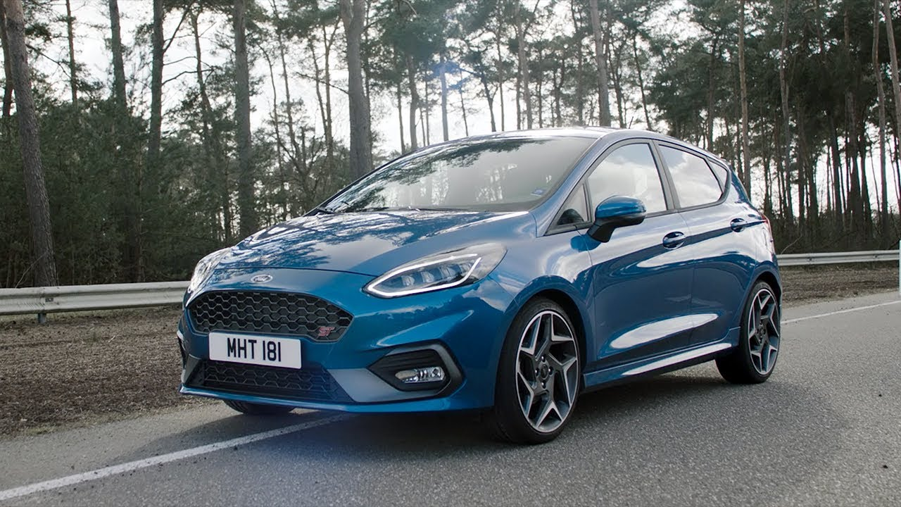 2019 Ford Fiesta St To Get Optional Lsd From Focus Rs