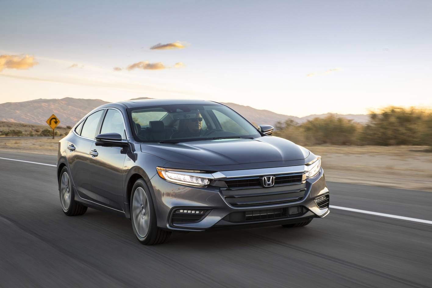 Honda Civic Econ >> All-New 2019 Honda Insight production model revealed - ForceGT.com