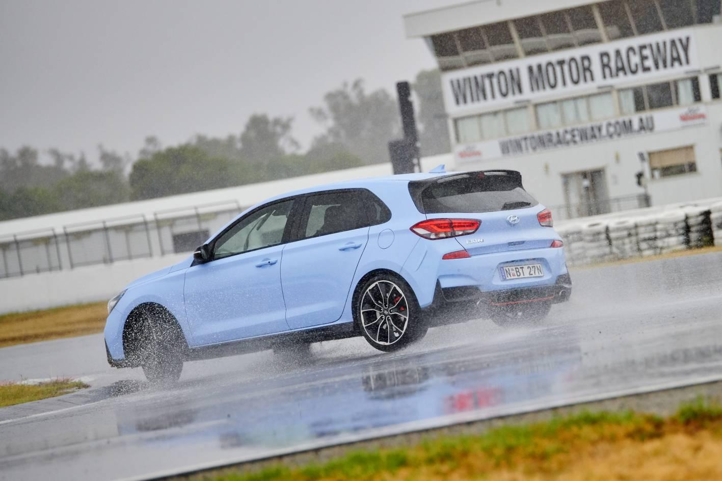 Hyundai i30 N's warranty to include track use - ForceGT.com