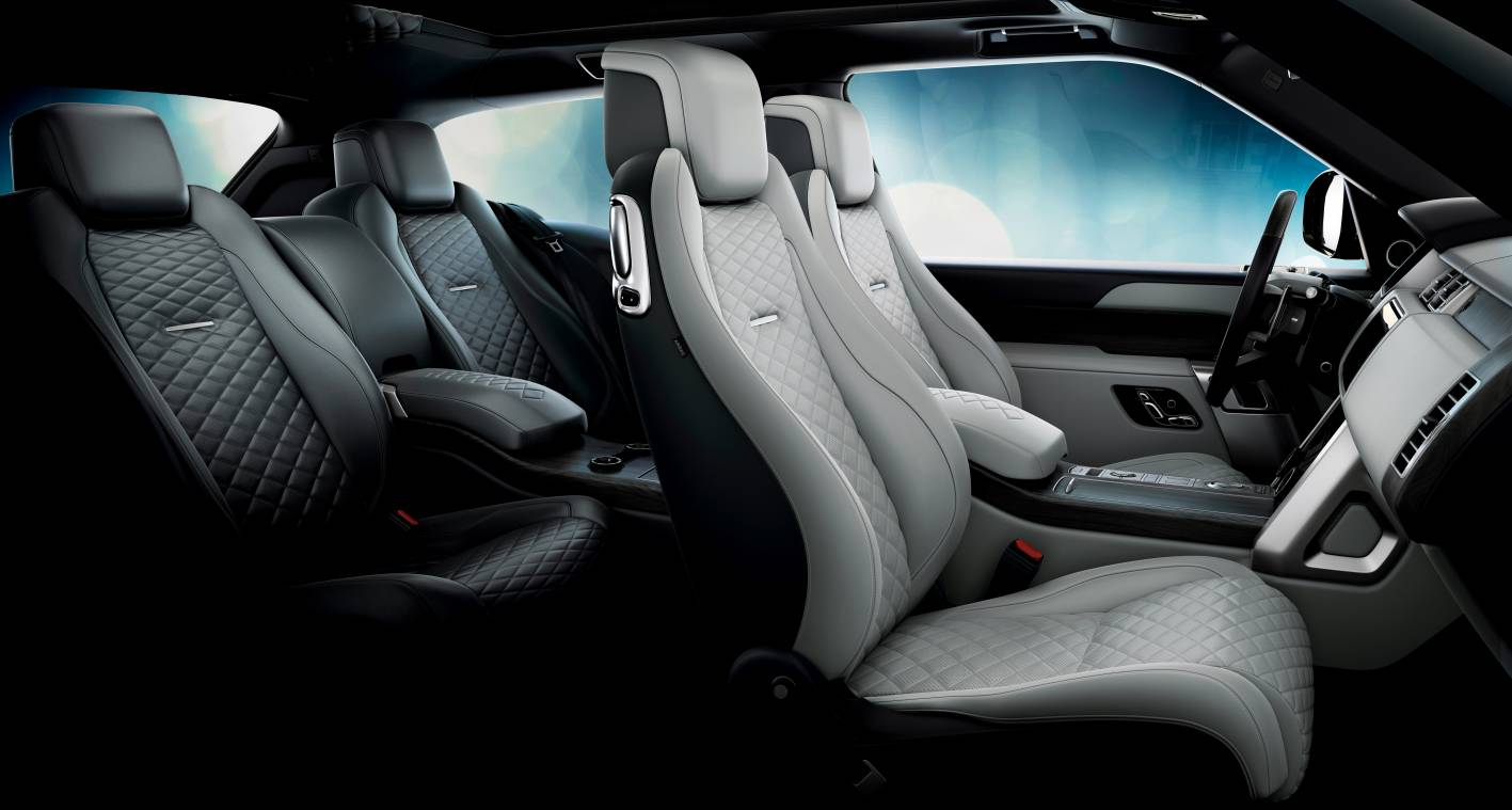 Range Rover Sv Coupe Interior Forcegt Com