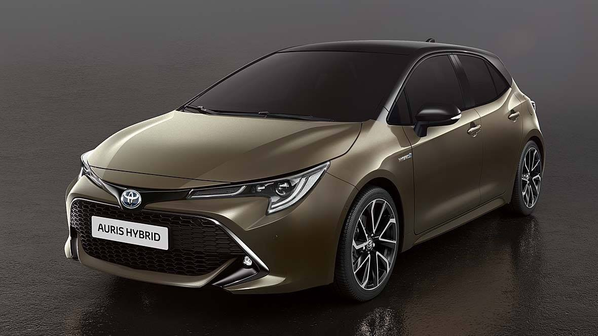 First Image New 2019 Toyota Corolla Leaked Online