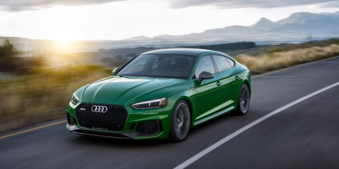 2019 Audi RS 5 Sportback pricing and specs confirmed