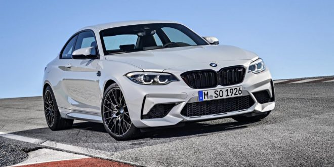 BMW M2 Competition pricing and specification announced