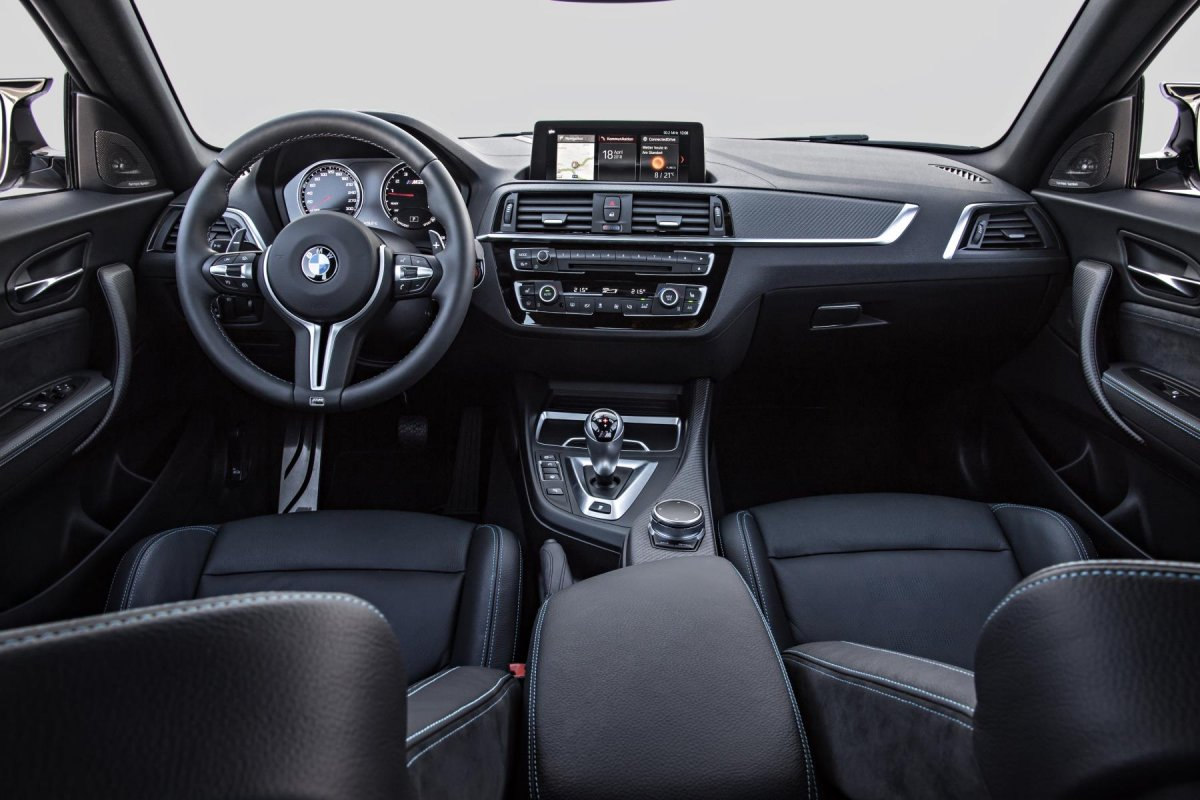 2018 Bmw M2 Competition Interior Forcegt Com