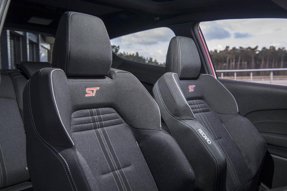 Fiesta St Line 140 >> 2018 ford fiesta st recaro seats - ForceGT.com