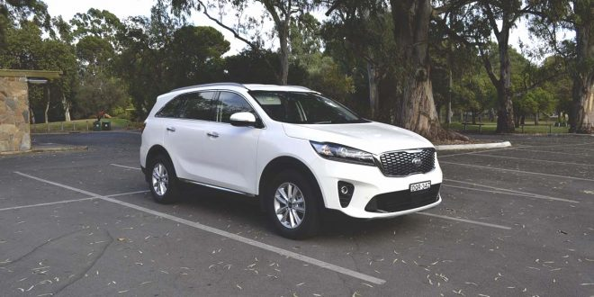 2018 Kia Sorento Review – added safety and more polish