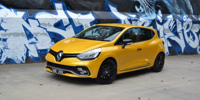 2018 Renault Clio R.S. Review