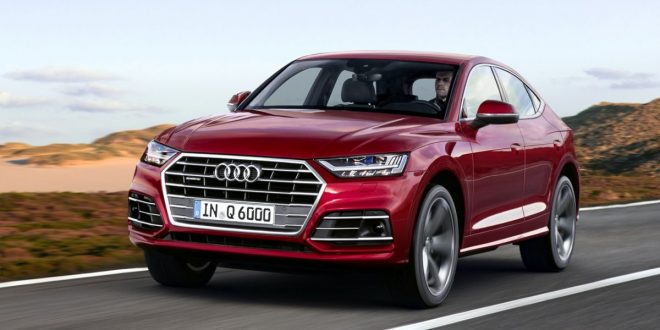 Crossover Coupe War: Audi Q6 to rival BMW X4 and Merc GLC Coupe?
