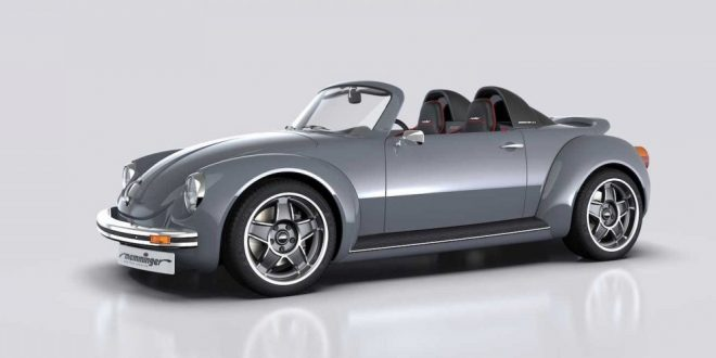 Memminger Roadster 2.7 is a 157kW mid-engine Beetle