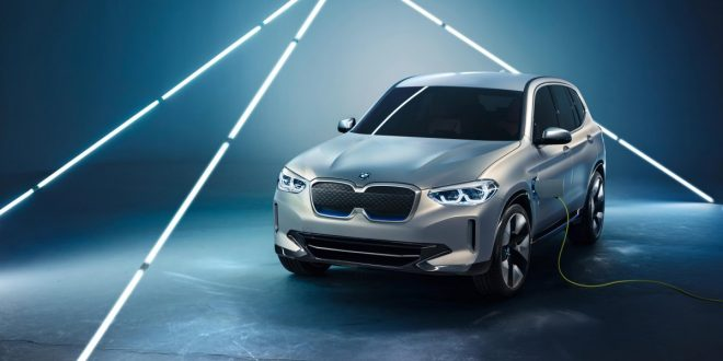 BMW Concept iX3 previews all-electric X3-based SUV