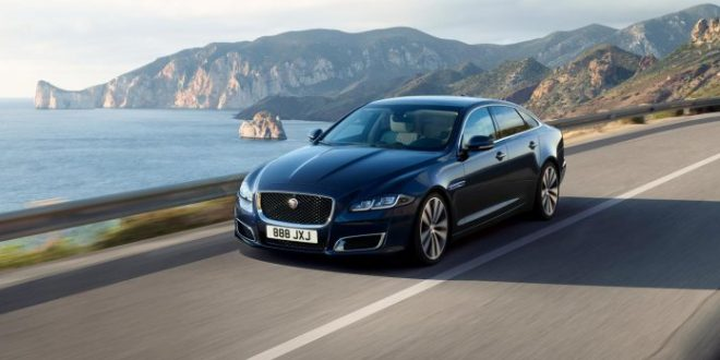 Jaguar celebrates 50 years of XJ with special edition model