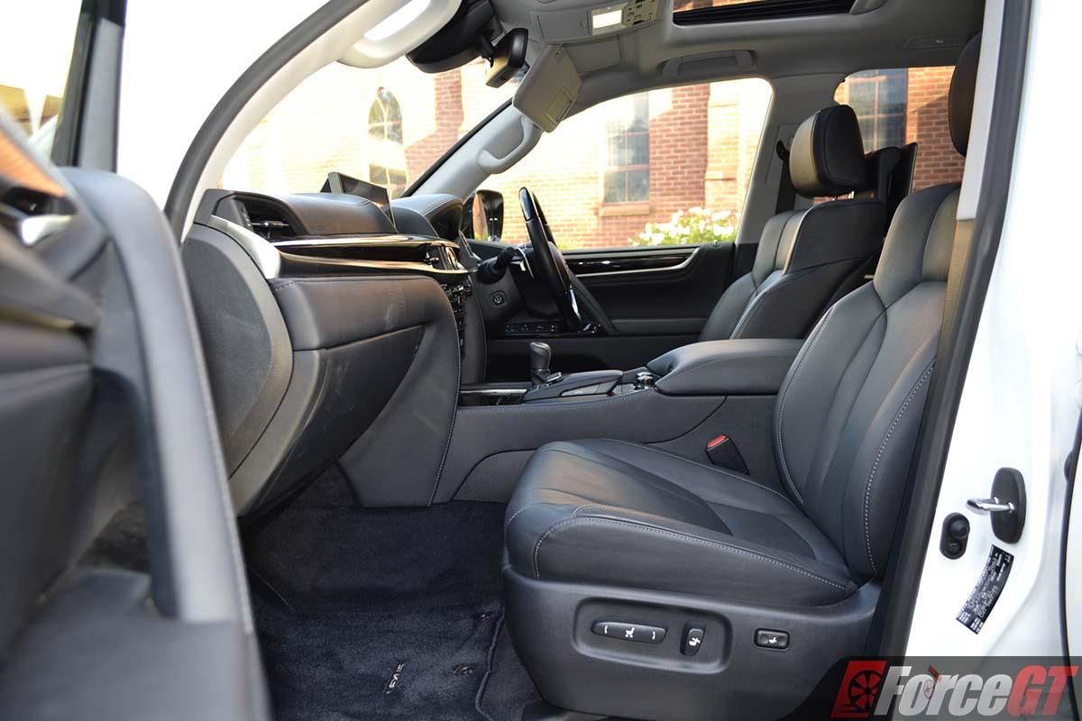 2018 Lexus Lx 570 Interior 1