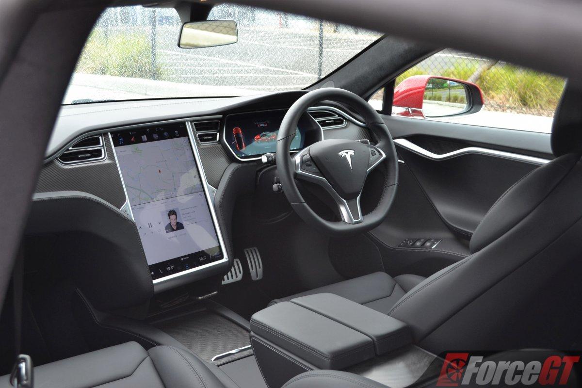 2018 Tesla Model S P100d Review Forcegt Com