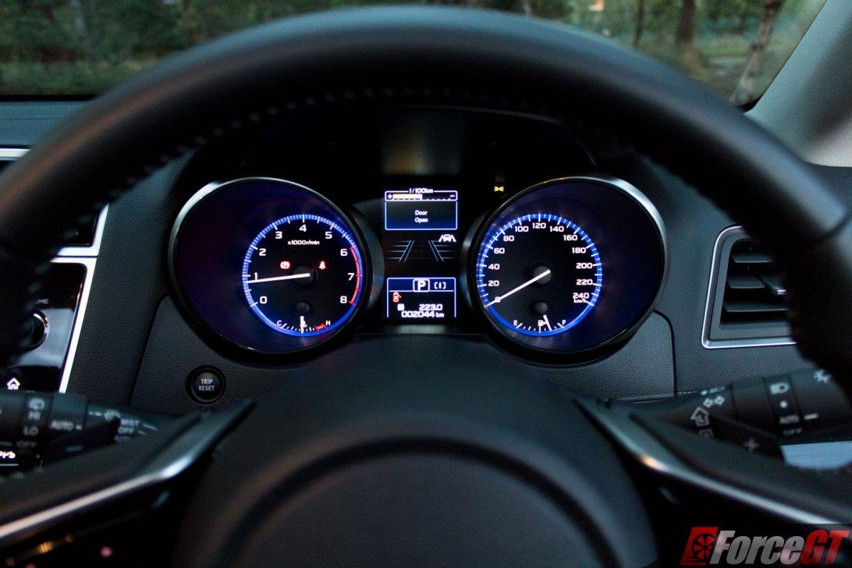 Subaru Outback Vs Forester >> 2018 Subaru Outback 2.5i Premium Review - ForceGT.com