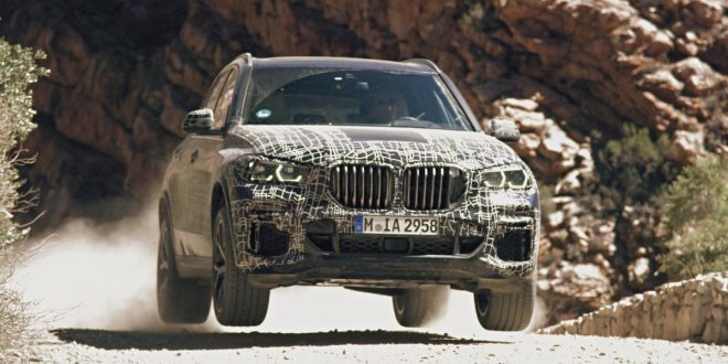 Next-generation BMW X5 to feature off road driving modes