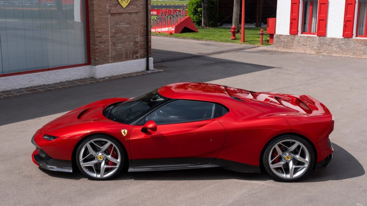 Ferrari Sp38 Side Forcegt Com