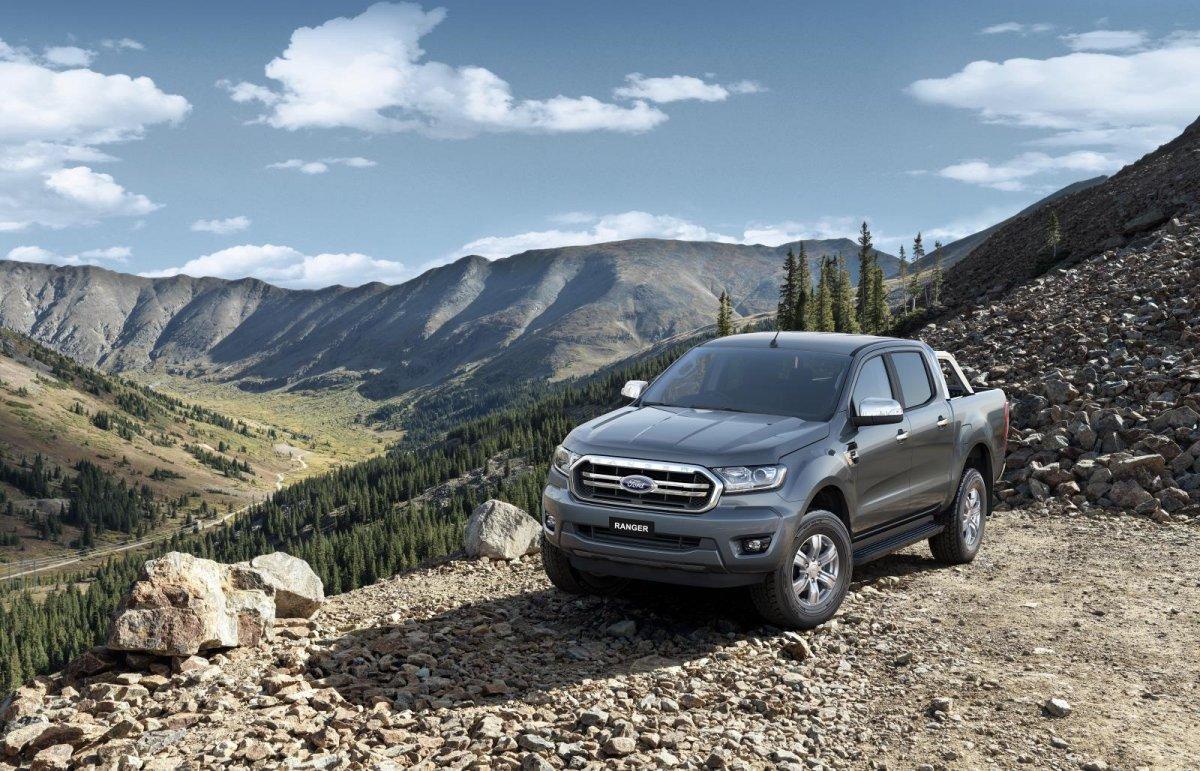 2019 Ford Ranger unveiled: 10-spd auto, 2.0-litre biturbo ...