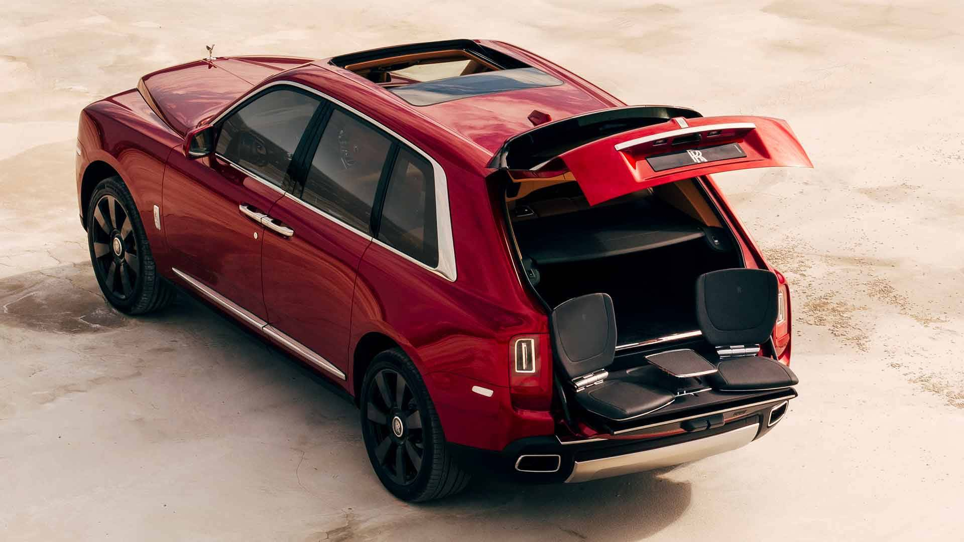 Rolls Royce Cullinan Rear Quarter 1 Forcegt Com