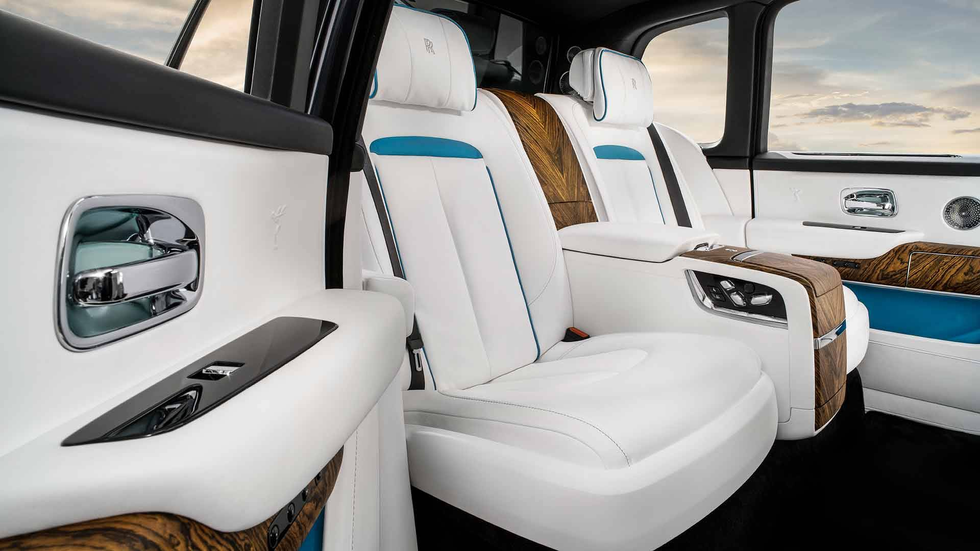 Rolls Royce Cullinan Rear Seats Forcegt Com