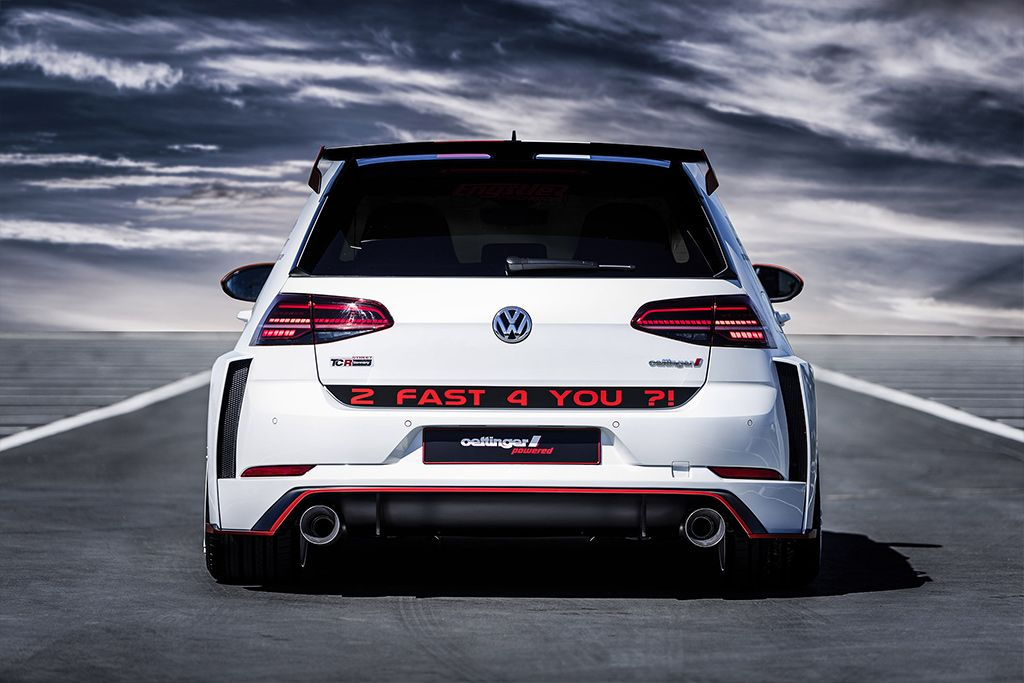 oettinger upstages volkswagen gti tcr with tcr germany. Black Bedroom Furniture Sets. Home Design Ideas