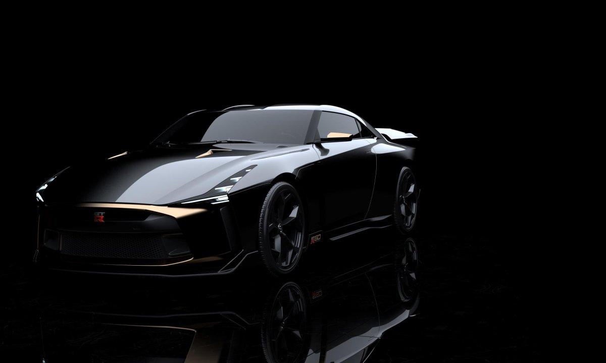 Nissan And Italdesign Creates Ultra Rare Gt R To Mark 50th Anniversary
