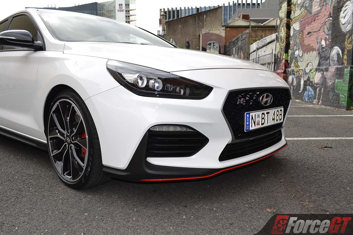 Focus St Towing >> 2018 Hyundai i30 N Performance Review - Respect Earned - ForceGT.com