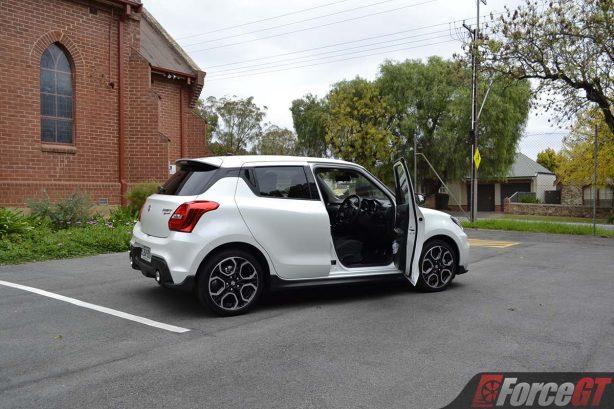 2018 Suzuki Swift Sport Review Forcegt