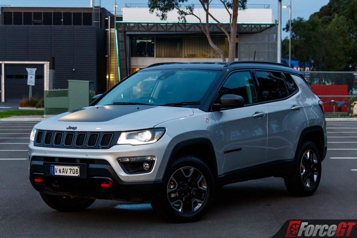 2018 Jeep Compass Trailhawk Review Forcegt Com