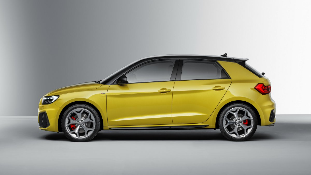 Civic Type R Awd >> 2019 Audi A1 Sportback side - ForceGT.com