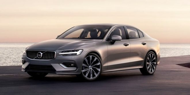 2019 Volvo S60 unveiled, unconfirmed for Australia