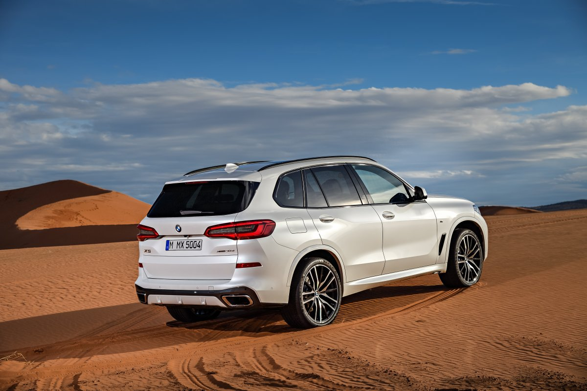 2019 Bmw X5 Official 4 Forcegt Com