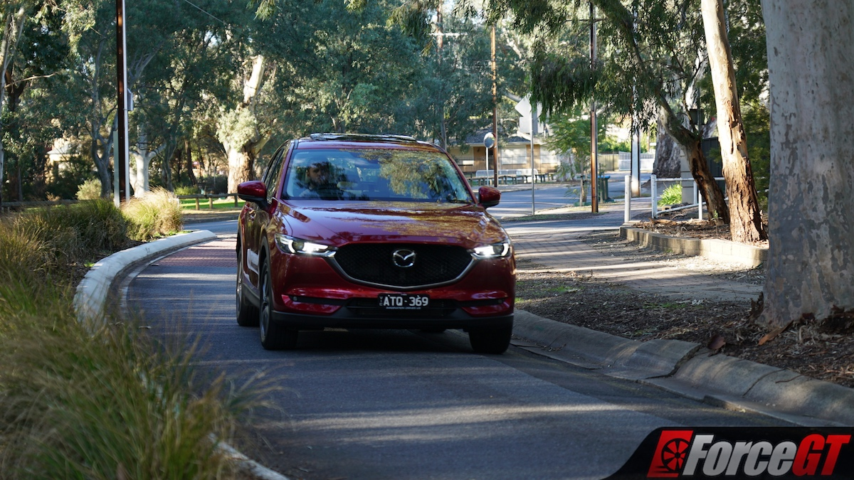 2018 Mazda Cx 5 Akera Diesel Review Forcegt Com