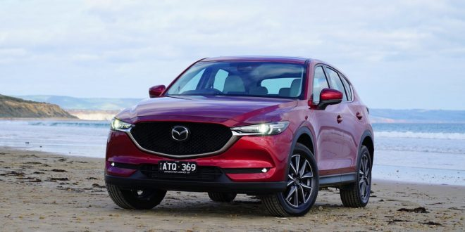 2018 Mazda CX-5 Akera Diesel Review