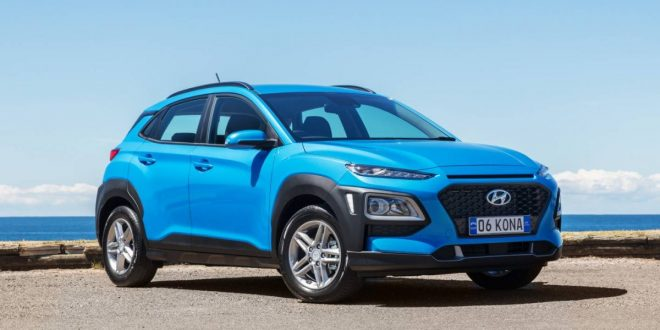 Hyundai Kona gains more equipment and new Go range-opener