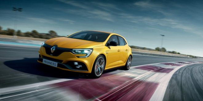 All-new 2019 Renault Megane R.S. Trophy returns with 220kW