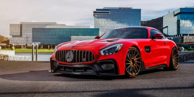 Darwin Pro Mercedes-AMG GT S is a 457kW/807Nm stunner