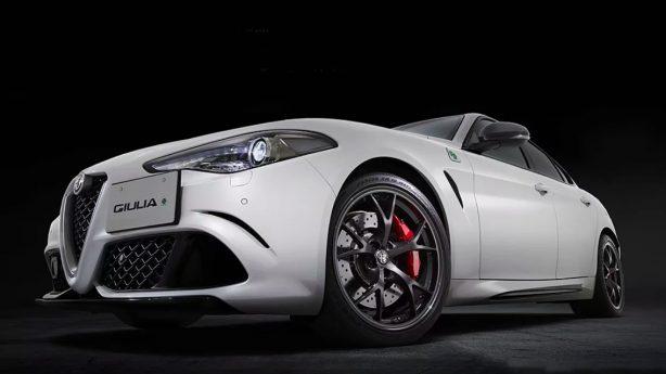 Alfa Romeo Reveals Limited Run Giulia Quadrifoglio