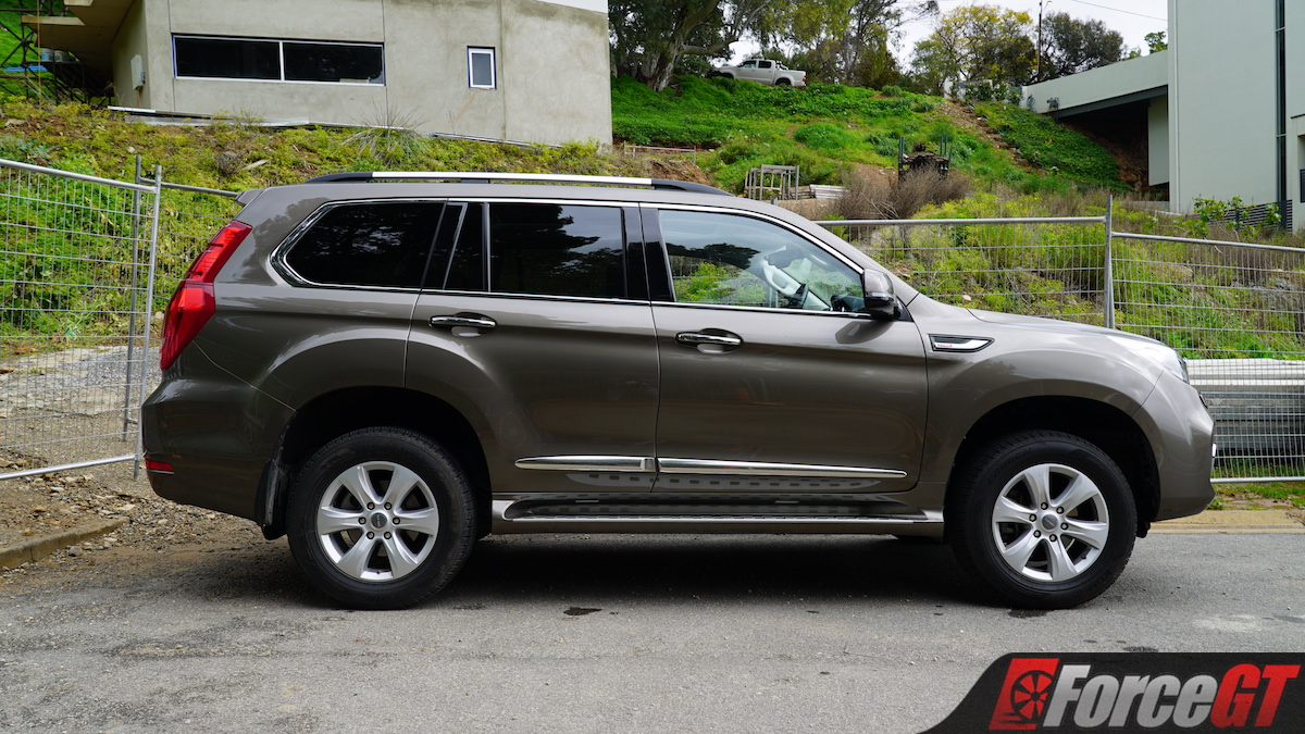 Jeep Towing Capacity >> 2018 Haval H9 Ultra Review - ForceGT.com
