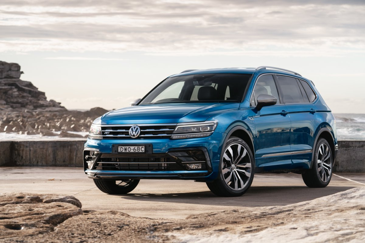 7 seat volkswagen tiguan allspace price and specification. Black Bedroom Furniture Sets. Home Design Ideas