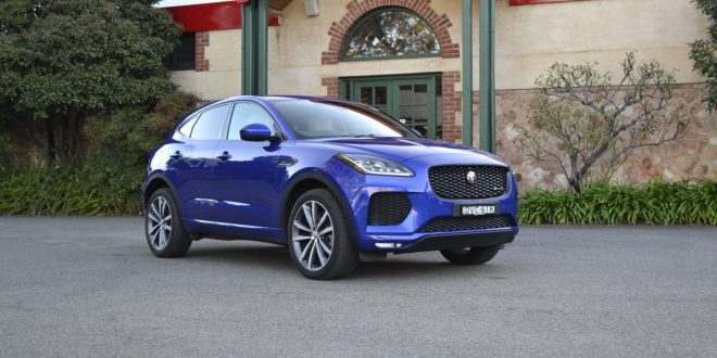 2018 Jaguar E-Pace P300 R-Dynamic HSE Review