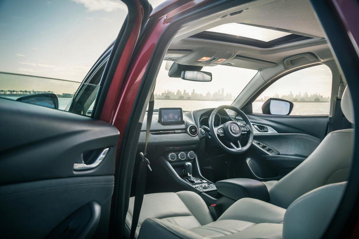 2018 Mazda Cx 3 Interior