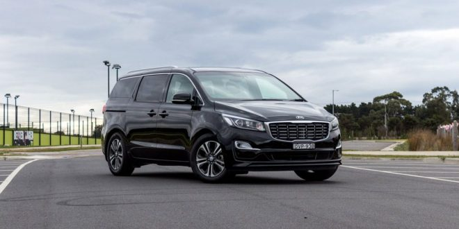 2018 Kia Carnival Review – the Stylish People Mover