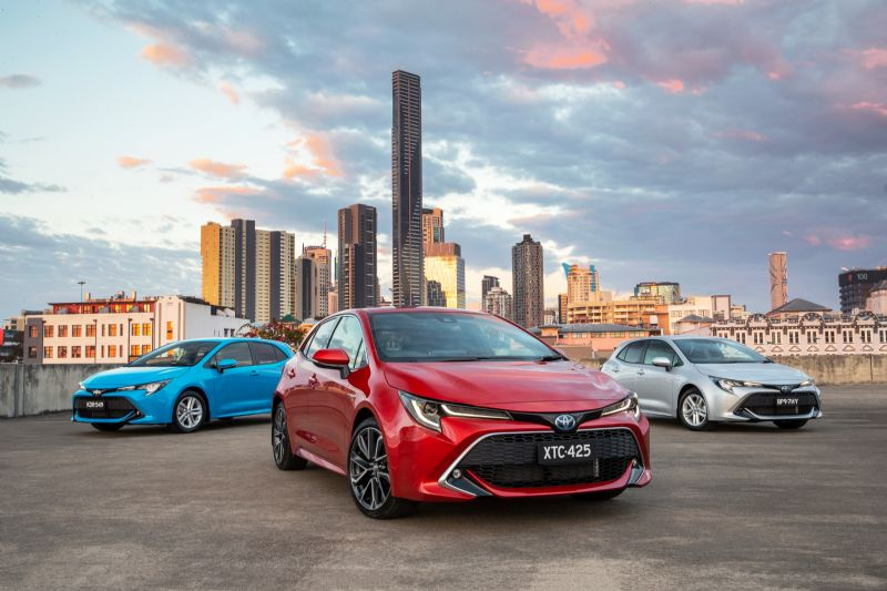 2019 Toyota Corolla Hatch Pricing And Specification Forcegt Com