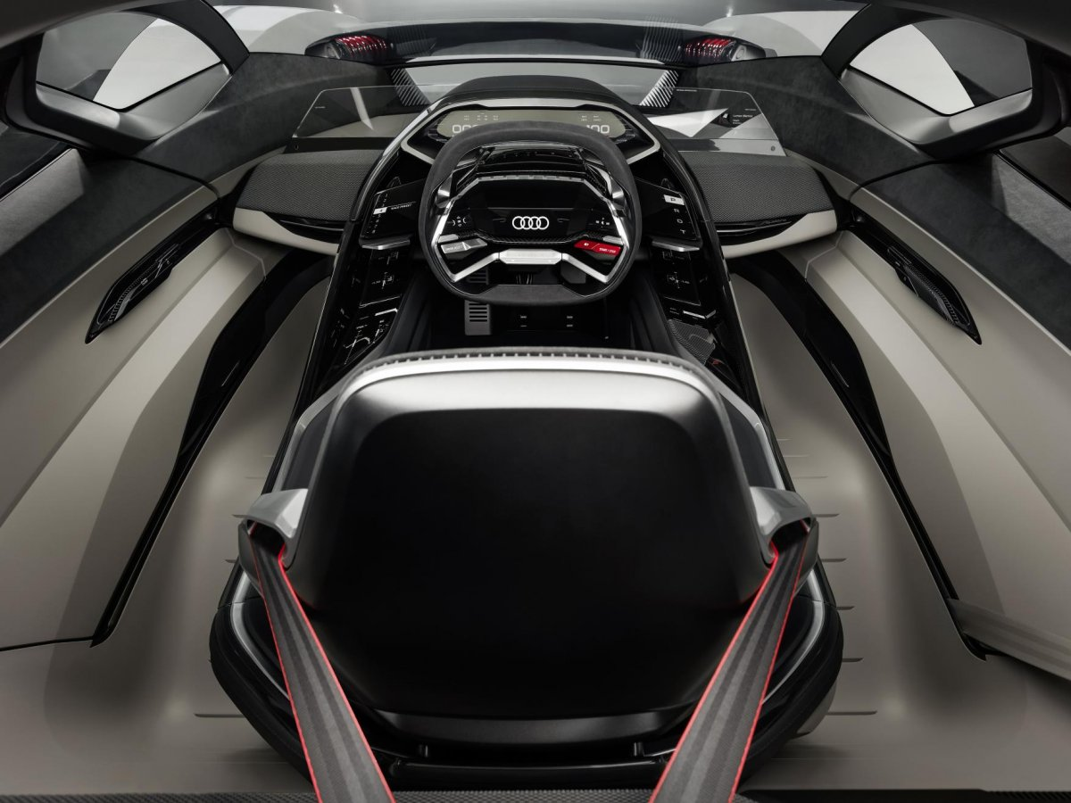 Audi PB18 e-tron concept - future R8? - ForceGT.com
