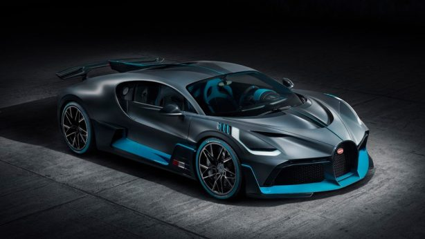 Bugatti Divo Unveiled As Chiron Based Track Focused Model