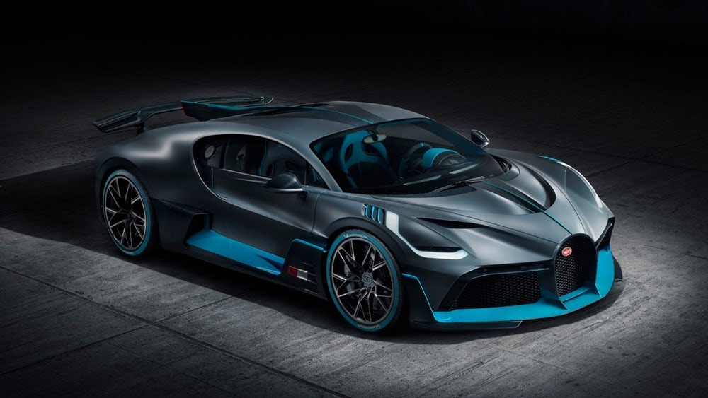 Bugatti Divo Unveiled As Chiron Based Track Focused Model Forcegt Com