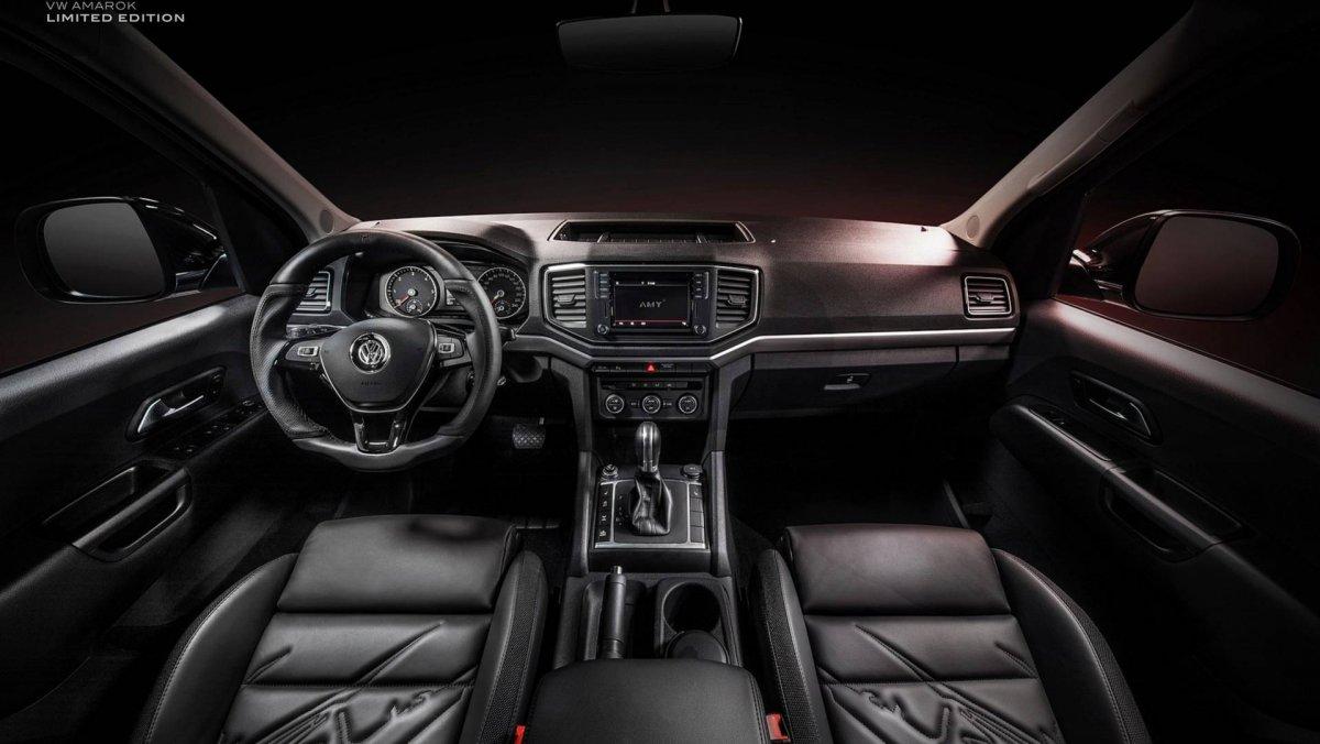 Carlex Design Turns Volkswagen Amarok Into Quot Amy Quot Forcegt Com
