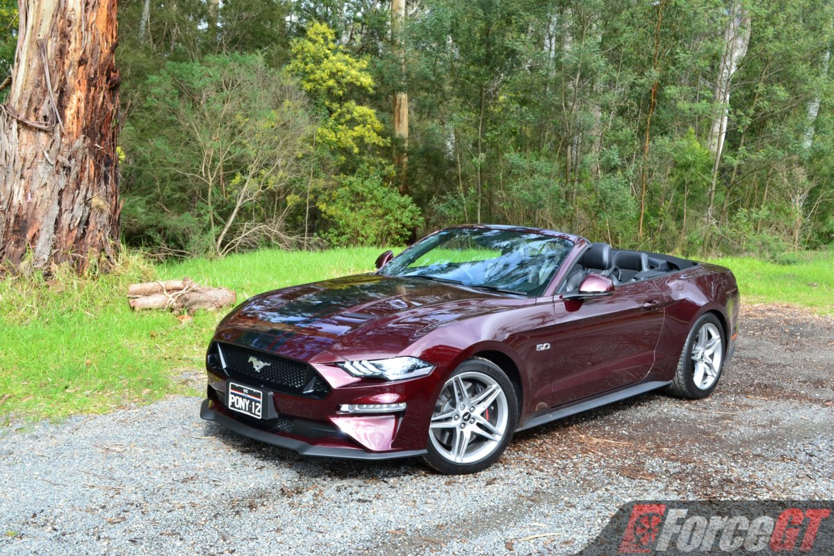 2018 ford mustang gt convertible review. Black Bedroom Furniture Sets. Home Design Ideas