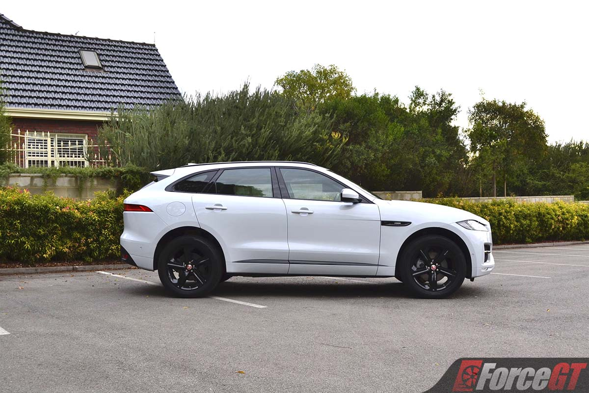 2018 Volvo Xc60 Towing Capacity >> 2018 Jaguar F-Pace 25t R-Sport Review - the sweet spot - ForceGT.com