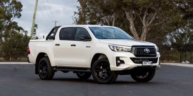 2018 Toyota Hilux Rogue Review
